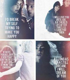Love Clary & Jace ♥