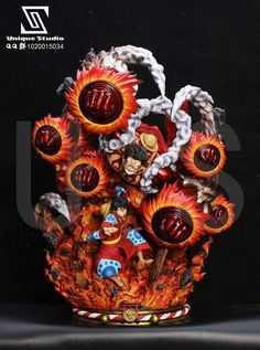 #onepiece #anime #naruto #manga #luffy #otaku #fairytail #zoro #bleach #sanji #dragonball #attackontitan #nami #monkeydluffy #tokyoghoul #narutoshippuden #onepieceanime #myheroacademia #onepunchman #cosplay #roronoazoro #mugiwara #dbz #boruto #animememes #japan #dragonballz #art #hunterxhunter #actionfigure One Piece Gear 4, One Piece Theme, One Piece Man, One Piece World, One Piece Luffy, Action Figure One Piece, Action Figure Display, Anime One, Otaku Anime