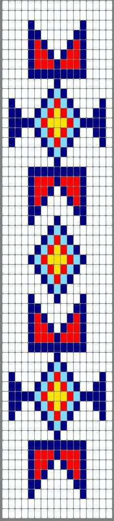 Beadwork Strip 22