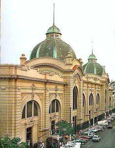 Mercado Nacional, Buenos Aires, Argentina