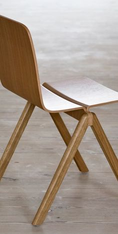 Chair from the Copenhague Collection by Ronan and Erwan Bouroullec @bouroullecs #furniture #design #innovation