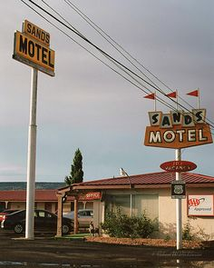 Sands Motel, Route 66 - Grants, New Mexico Stayed here in 1998, I can still taste the smell
