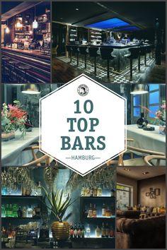 Gin Basil, Basil Smash, Broadway Shows, City, Drinks, Hamburg, Nightlife, Drinking, Beverages
