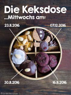Die Keksdose #1: Rote Beete Schoko-Cookies *vegan *glutenfrei