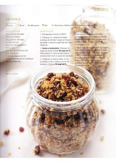 Granola, Gluten Free Snacks, Breakfast Snacks, What To Cook, Easy Cooking, Food Hacks, Food Inspiration, Food To Make, Brunch