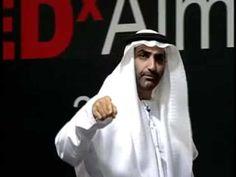 TEDxAjman - Sheikh D