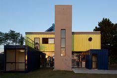 ⌂ The Container Home ⌂ Projeto Casa Container - Arquiteto Danilo Corbas  Arq.