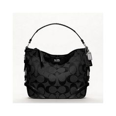 Yes please! Coach Chelsea Signature Katarina ($298) found on Polyvore