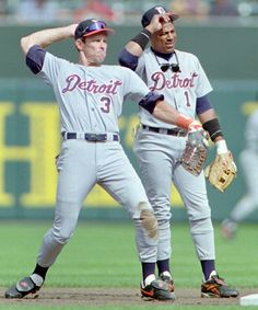 Trammell and Whitaker, 1988 games in Detroit.