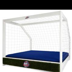 Soccer Bed http://www.allstarsportsfurniture.com/soccer-bed.htm