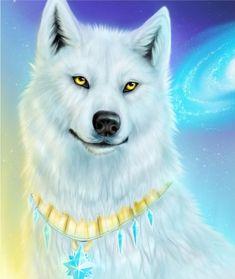 Aqua The Wolf