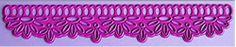 Joy! Crafts Dies - 6002-0100 - Border