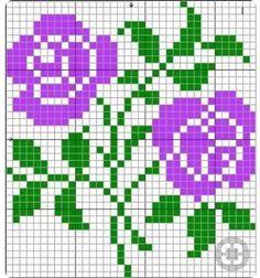 Cross Stitch Cards, Cross Stitch Borders, Simple Cross Stitch, Cross Stitch Rose, Modern Cross Stitch Patterns, Cross Stitch Flowers, Cross Stitch Designs, Cross Stitching, Cross Stitch Embroidery