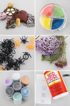 The Easiest Way to Make Resin Jewelry via Brit + Co