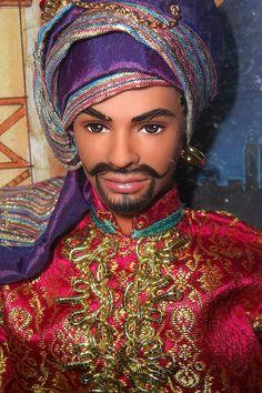 Tales Of The Arabian Nights Ken by farmspeedracer, via Flickr