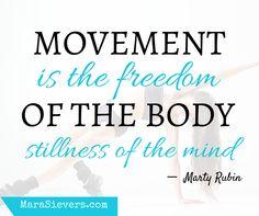 Start Sharing! Start Moving!