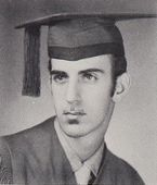 #HappyBirthday Frank Zappa (December 21, 1940 - December 5, 1993) - click to view 2 more pictures from his 1958 Antelope Valley High School online #yearbook! #FrankZappa
