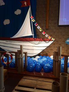 #gangwaytogalilee sailboat