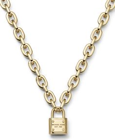 Michael Kors KETTE für Damen MKJ3325710 aus der Serie LOGO hier online bestellen