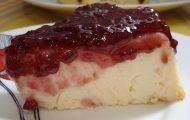 cheesecake de ricota com geleia2