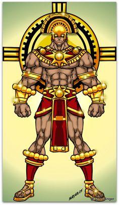 Virracocha - mitologia inca