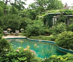 32 Beautiful Pool Landscaping Ideas Pool Landscaping Beautiful Pools Pool Designs