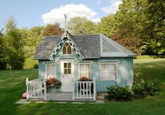 Cool outdoor play house
