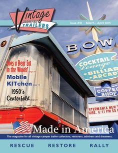Vintage Camper Trailers Trailers Magazine - Vintage Camper Trailers Magazine
