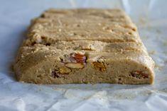 Rich & sweet almond halva