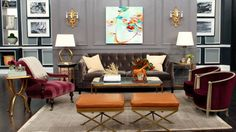 Designer Tricks to Elevate Your Living Room - Steven and Chris