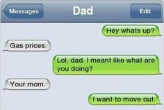 Daddy why.