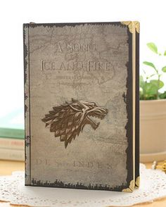 _winter.is.coming._Game of Thrones Vintage Hardcover Notebook, A5 Size - Price: $19.99 + free shipping worldwide -     ACTIVE LINK IN OUR PROFILE     #gameofthrones #JohnSnow #westeros  #tyrionlannister #aryastark #branstark #kingjoffrey #cersei #WinterIsComing #gameofthronesseason6