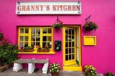 Lunch stop, County Tipperary, Ireland