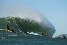 on Mavericks, big boys are waiting!!