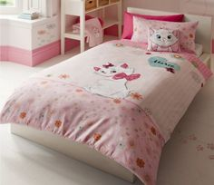 Marie (Aristocats) Cot Bed Duvet Cover