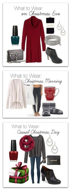 12 Days of Holiday Outfits: Wearable Christmas Outfit Ideas for Christmas Eve, Christmas Morning & Christmas Day with shopping links!