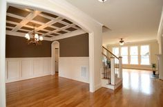 wainscoting ideas | ... Purchase your Interior Through Wainscoting Ideas » Cool Wainscoting