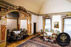 #Sala dell' Alcova. Le sale di #villa Bortolazzi