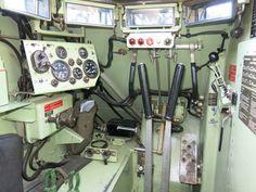 M113 a1 cockpit