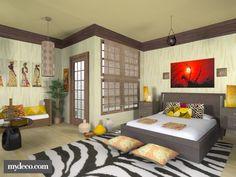 African room - Designer Milyca8 (nickname)