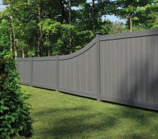 Bufftech Vinyl Fence Outdoor Living Inc Fence Paint Colours Garden Fence Paint Fence Paint