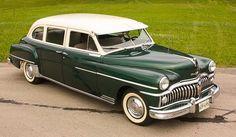 1950 DeSoto Custom sedan.....rare in this condition....