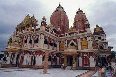 Birla Mandir, New Delhi, India by jordipostales, via Flickr