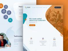 UI / UX - Web Solvo