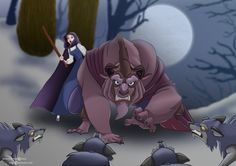Beauty and the Beast by Npr1977 on DeviantArt