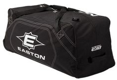 Shop Easton Synergy Wheel Bag - Youth from Pure Hockey. We offer the largest selection of Hockey Wheel Bags at the lowest prices, guaranteed. Easton Hockey, Hockey Mom, Total Hockey, Hockey Gear, Hockey Bags, St Louis Cardinals Baseball, Man Purse, Pvc Coat, No Equipment Workout