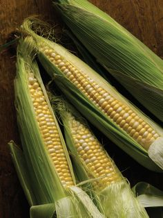 Kentucky Proud corn on the cob, from a garden near you!