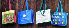 """PP woven Taschen sind handgenähte Kunststofftaschen die ganz nach Ihren wünschen hergestellt werden. Die robusten und langlebigen Werbetaschen sind für den dauerhaften Einsatz hergestellt und sind mit breiten Nylonhenkel ausgestattet. 🤗👍 Gut zu wissen: Die Taschen aus dem Material pp woven sind """"Polypropylen gewebt"""". 😉 #Taschen #Werbetasche #robust #langlebig #Logo #Werbung #kunststofftasche Material Pp, Shopper, Reusable Tote Bags, Hand Sewn, Good To Know, Tote Bag"""