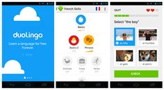 Duolingo. A fun, gamified way to learn new languages.