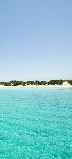 Crissi exotic island in Crete, Greece